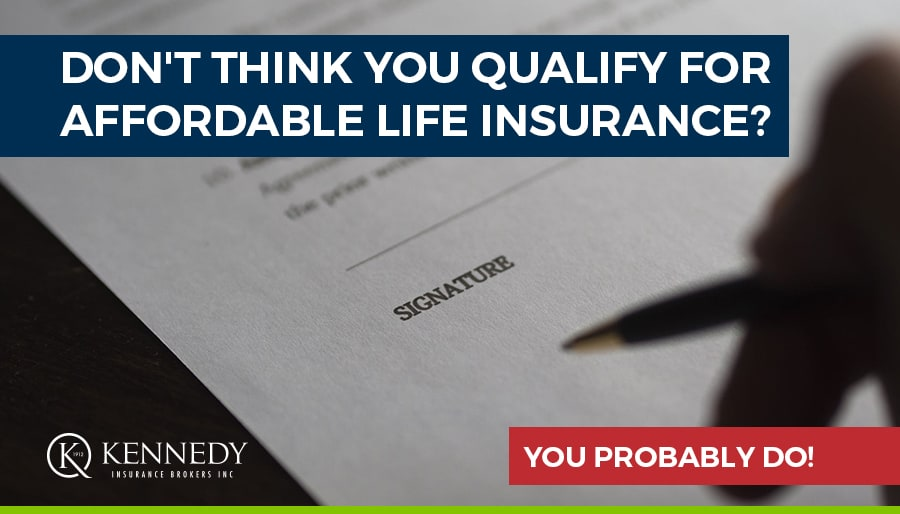 Qualifying for Affordable Life Insurance
